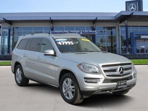 Certified Pre-Owned 2015 Mercedes-Benz GL GL 450