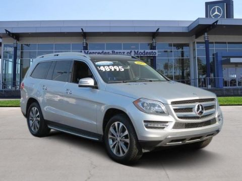 Certified Pre-Owned 2015 Mercedes-Benz GL 450 AWD