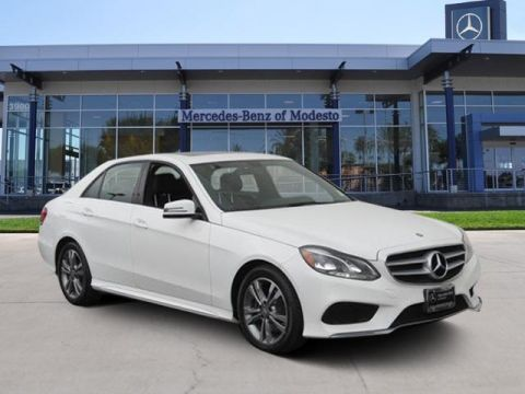 Certified Pre-Owned 2016 Mercedes-Benz E-Class 4dr Sdn E 250 BlueTEC® Sport RWD RWD 4dr Car