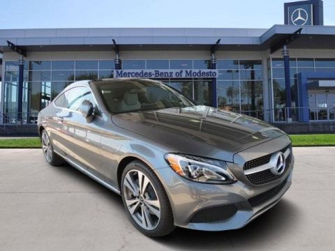 New 2017 Mercedes-Benz C 300 Rear Wheel Drive COUPE
