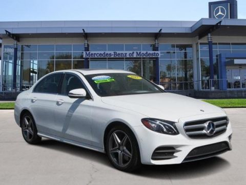Certified Pre-Owned 2017 Mercedes-Benz E 300 Luxury RWD Sedan RWD 4dr Car