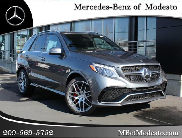 New Mercedes Suv >> New 2019 Mercedes Benz Amg Gle 63 S Suv With Navigation Awd
