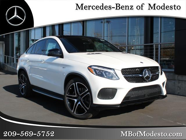 New 2019 Mercedes Benz Gle Amg Gle 43 Coupe Coupe In Modesto 11471