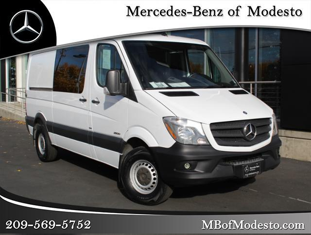 Pre-Owned 2015 Mercedes-Benz Sprinter 2500 Crew Van