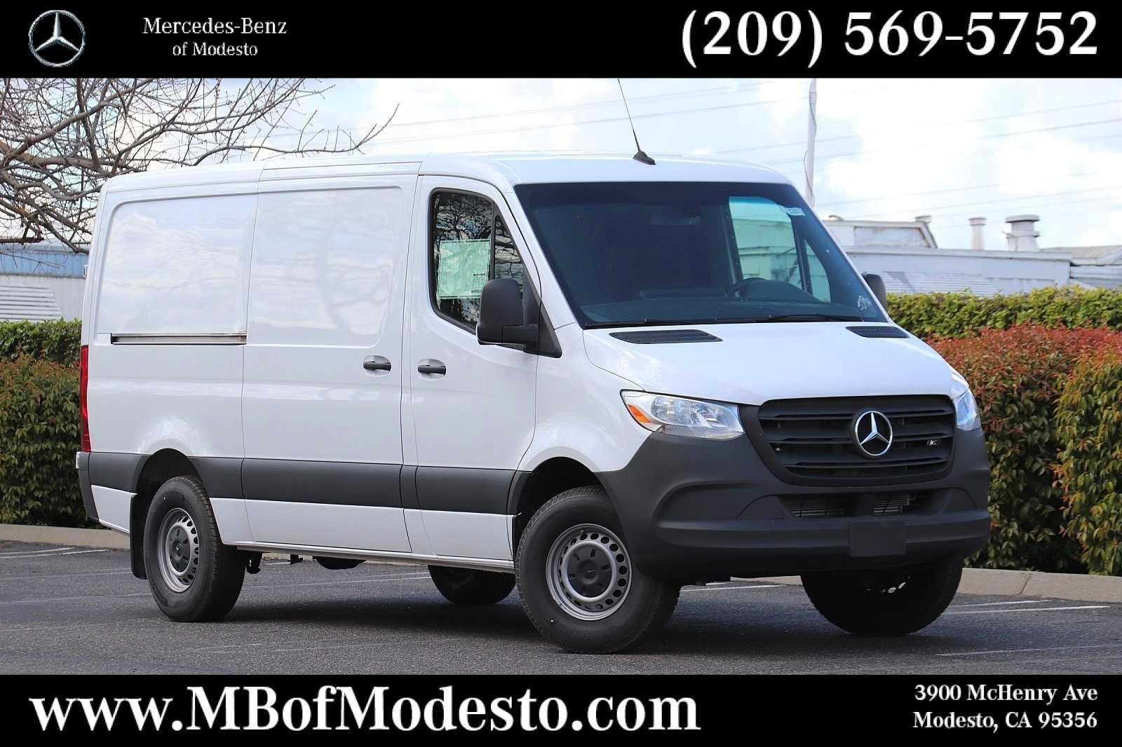 New 2019 Mercedes-Benz Sprinter 2500 Standard Roof I4 144 RWD