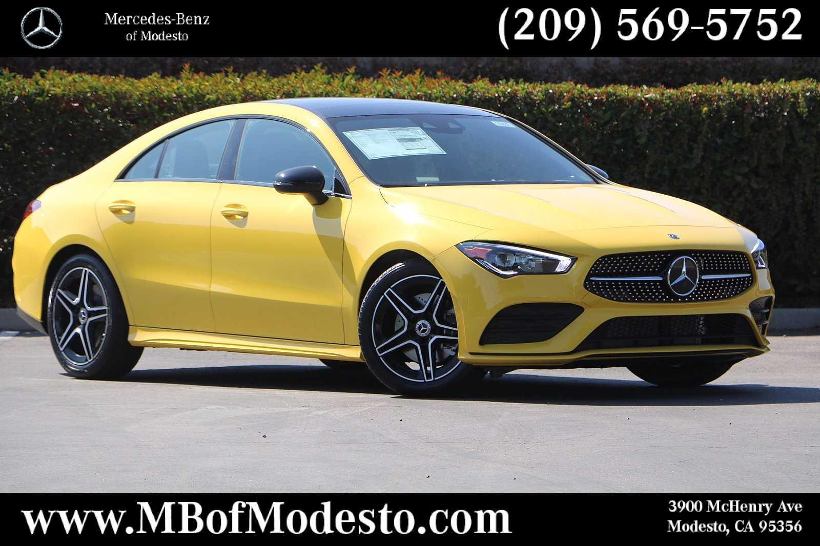 Mercedes Benz Cla >> New 2020 Mercedes Benz Cla 250 Front Wheel Drive Coupe