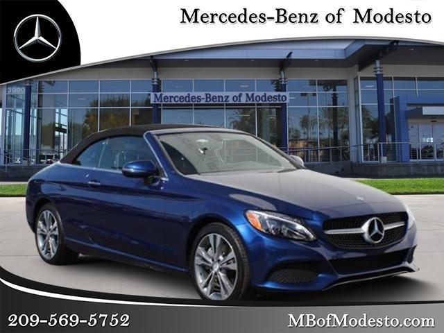 Certified Pre Owned 2017 Mercedes Benz C Class C 300