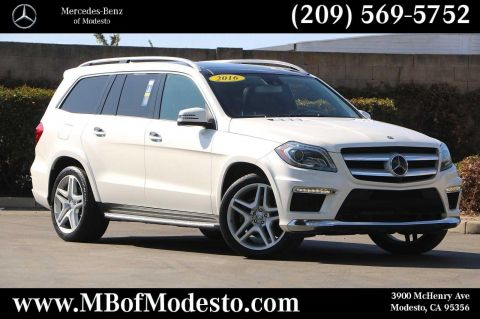 Pre-Owned 2016 Mercedes-Benz GL GL 550