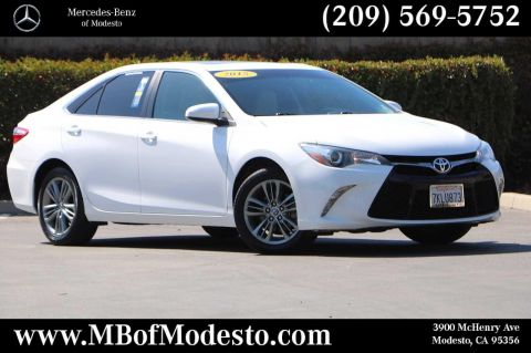 Pre-Owned 2015 Toyota Camry 4dr Sdn I4 Auto SE