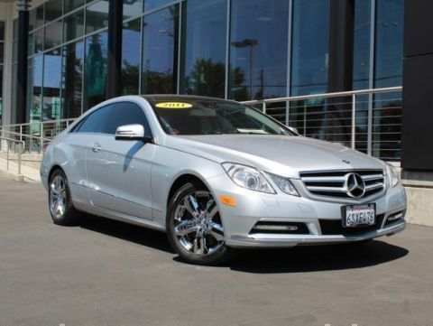 Pre-Owned 2011 Mercedes-Benz E-Class E 350