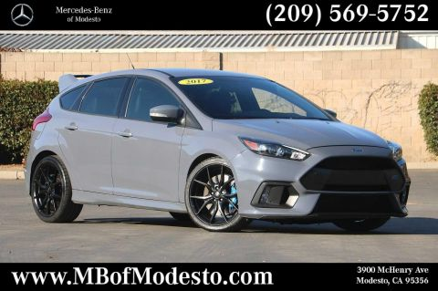Pre-Owned 2017 Ford Focus RS Hatch